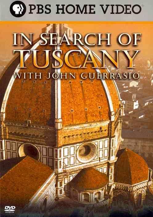 IN SEARCH OF TUSCANY WITH JOHN GUERRA BY GUERRASIO,JOHN (DVD)